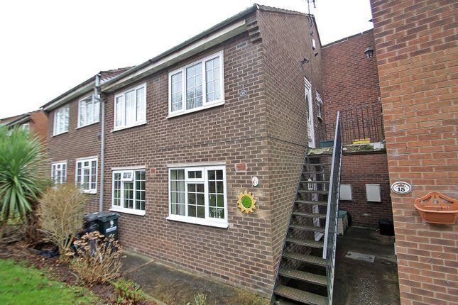 Thumbnail Maisonette for sale in Elwes Lodge, Carlton, Nottingham