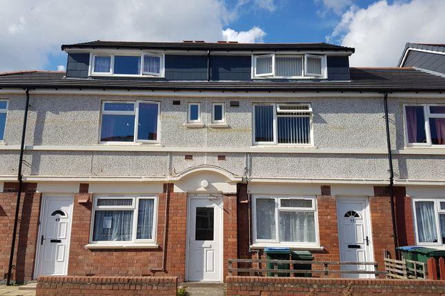 Thumbnail Maisonette to rent in Goring Road, Coventry