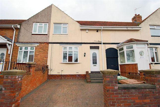 Thumbnail Terraced house for sale in Shrewsbury Crescent, Sunderland