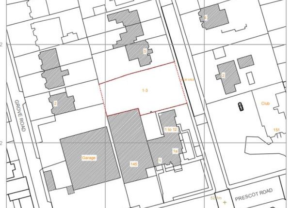 Thumbnail Land for sale in Elm Vale, Fairfield, Liverpool