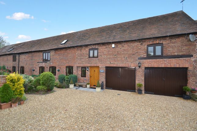 Thumbnail Barn conversion for sale in New Lodge Barn, Lodge Road, Lilleshall