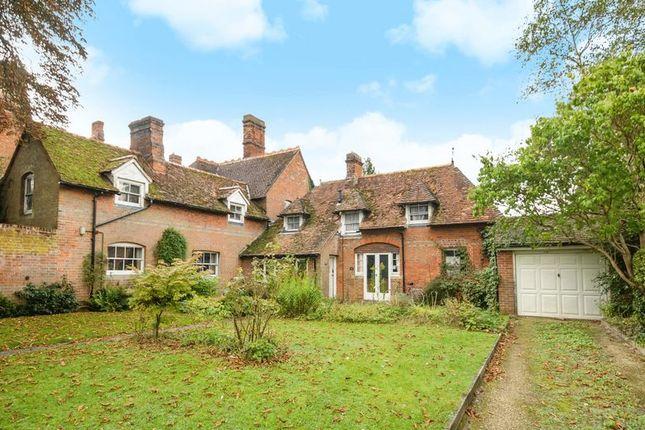 Thumbnail Semi-detached house for sale in Park Crescent, Abingdon