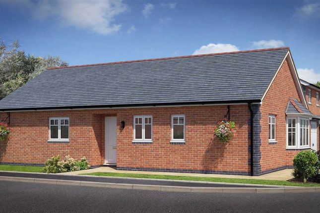 Thumbnail Bungalow for sale in Plot 1, Badgers Fields, Arddleen, Llanymynech, Powys