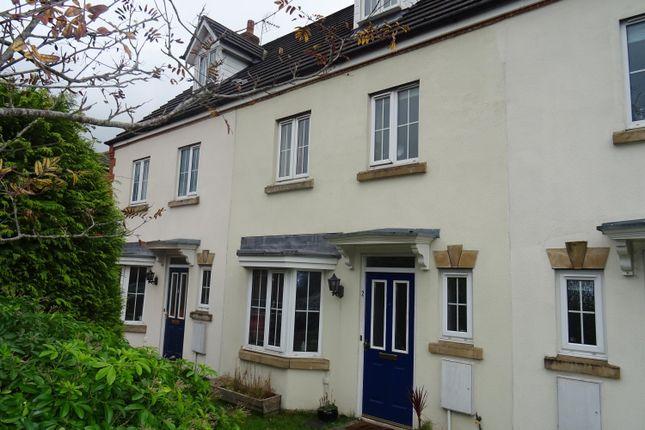 Thumbnail Terraced house for sale in Heol Yr Eithin, Pencoed, Bridgend