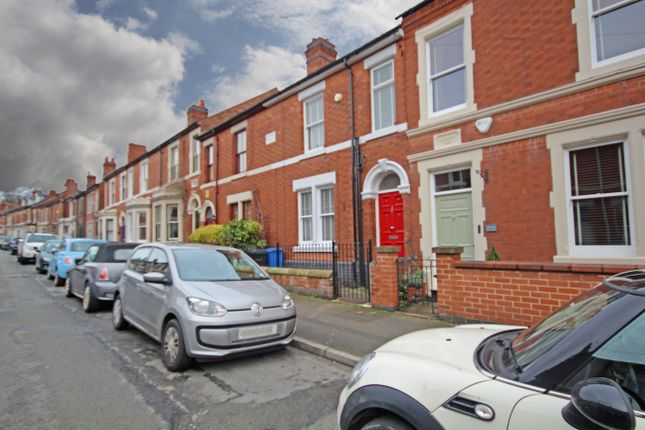 Thumbnail Terraced house to rent in Otter Street, Darley Abbey, Derby