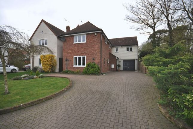 Thumbnail Detached house for sale in Mill Lane, Virley, Essex