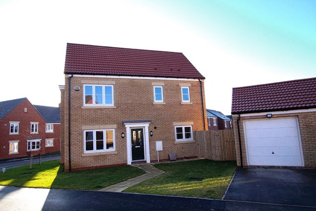 Thumbnail Semi-detached house for sale in Ouzel Grove, Eastfield, Scarborough