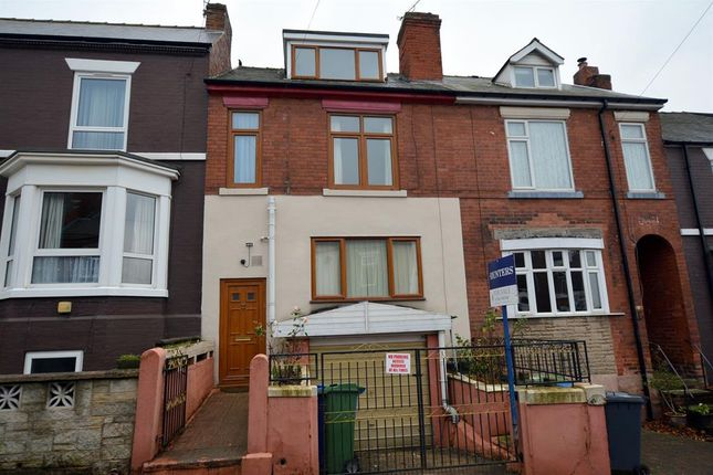 Thumbnail Terraced house for sale in Hartington Road, Spital, Chesterfield