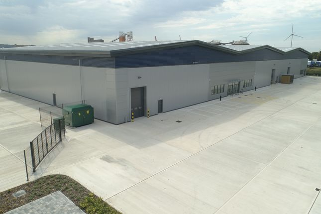 Thumbnail Industrial to let in Portside Park, Avonmouth, Bristol