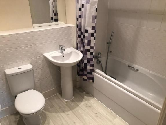 Bathroom of Centro West, Searl Street, Derby, Derbyshire DE1