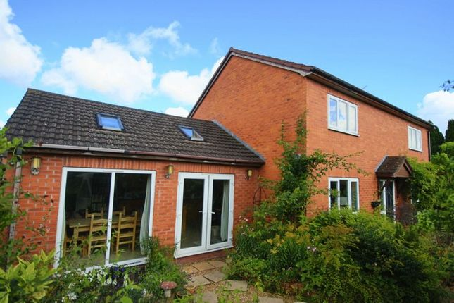 Thumbnail Detached house for sale in Quarry Bank Road, Market Drayton