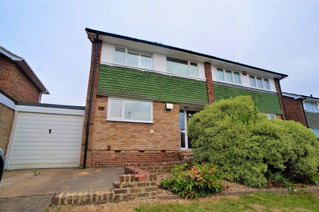 Thumbnail Semi-detached house for sale in Iden Road, Frindsbury, Rochester
