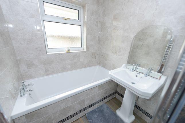 Bathroom of Parkland Drive, Wingerworth, Chesterfield S42