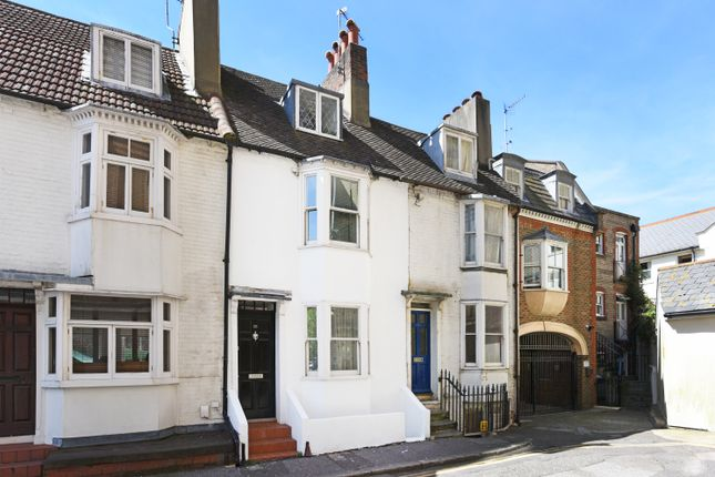 Thumbnail Terraced house for sale in Marlborough Place, Brighton