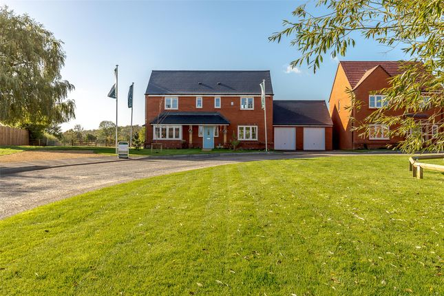 Thumbnail Detached house for sale in Nupend, Ashleworth, Gloucester
