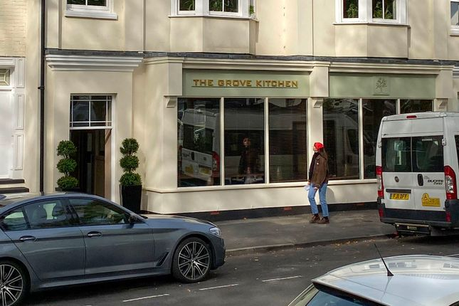 Thumbnail Restaurant/cafe for sale in Regent Grove, Leamington Spa