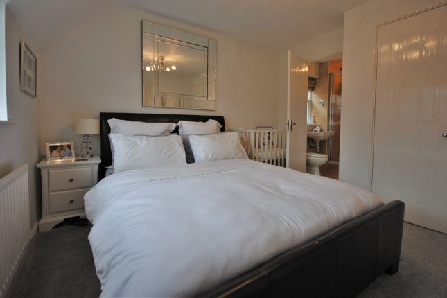 Master Bed of Lingfield Close, Tytherington, Macclesfield SK10