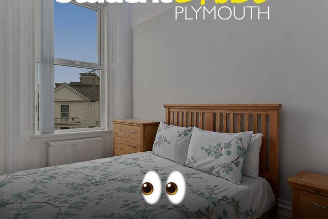 Thumbnail Flat to rent in 61 - 62 Notte Street, Apartment 2, Plymouth
