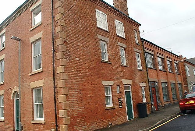 Front View of Master Hosiers House, Hucknall, Nottingham NG15