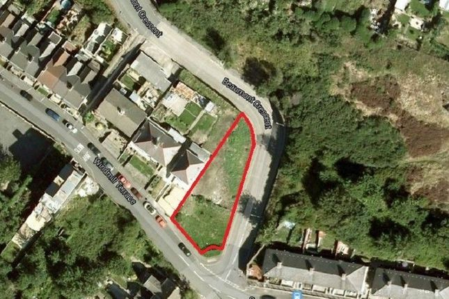 Land for sale in Windmill Terrace, St Thomas, Swansea.