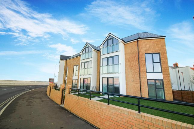 Thumbnail Terraced house for sale in Empress Point, Promenade, Whitley Bay