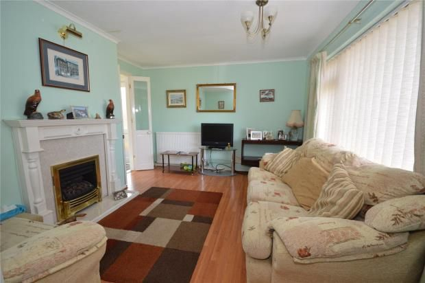 Living Room of The Marles, Exmouth, Devon EX8