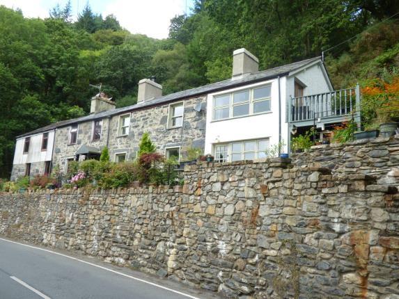 Semi-detached house for sale in Glaslyn Cottages, Prenteg, Porthmadog, Gwynedd
