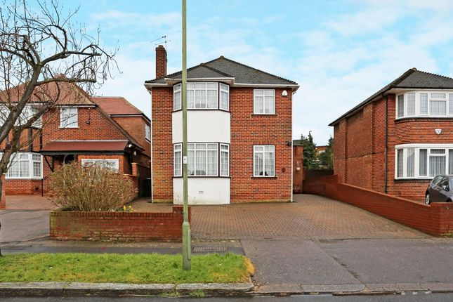 Thumbnail Detached house to rent in Francklyn Gardens, Edgware