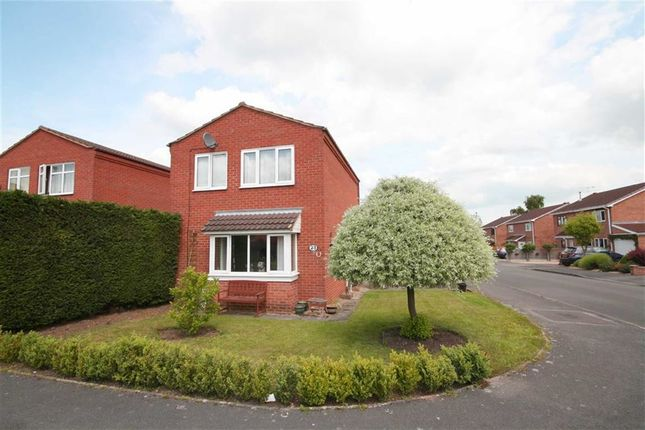 Thumbnail Detached house for sale in Redforde Park Road, Retford, Nottinghamshire