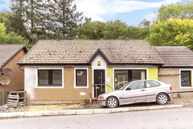 Thumbnail Detached bungalow for sale in Rothwell Cottage, Killiecrankie, Pitlochry, Perth And Kinross