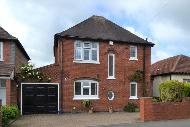 Thumbnail Detached house for sale in Fairfield Road, Halesowen