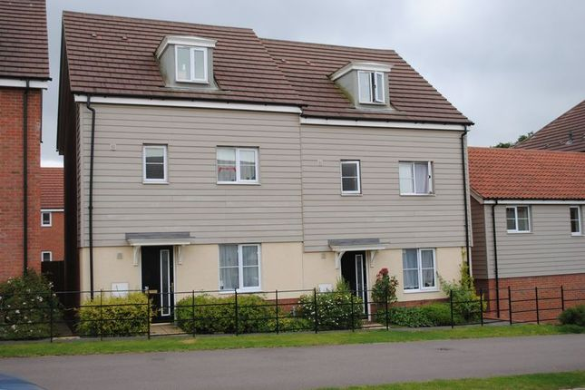 Thumbnail Shared accommodation to rent in Sir Alfred Munnings Road, Costessey, Norwich