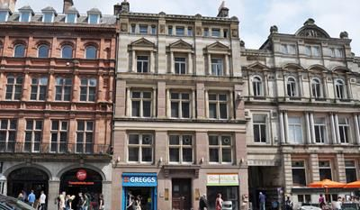 Thumbnail Land for sale in 19 Castle Street, Liverpool
