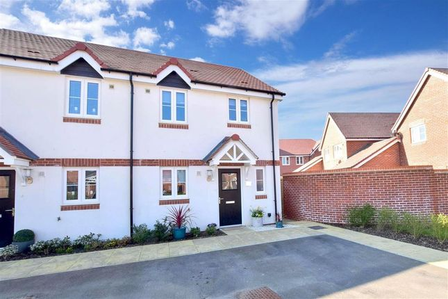 2 bed semi-detached house for sale in Faires Close, Horsham, West Sussex RH13