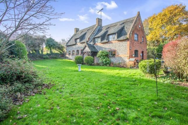 Thumbnail Detached house for sale in North Walsham, Norfolk, North Walsham