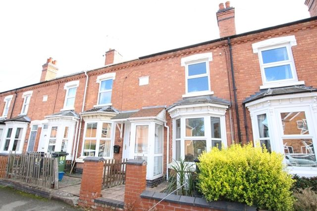 Thumbnail Terraced house to rent in Rowley Hill Street, Worcester