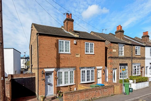 Thumbnail Semi-detached house to rent in School Road, East Molesey