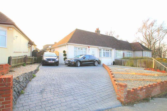 Thumbnail Semi-detached bungalow for sale in Pump Lane, Rainham, Gillingham