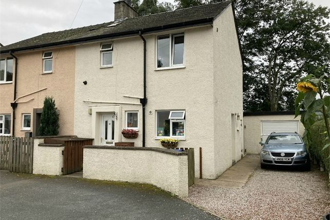 Thumbnail Semi-detached house for sale in 13 Windebrowe Avenue, Keswick, Cumbria