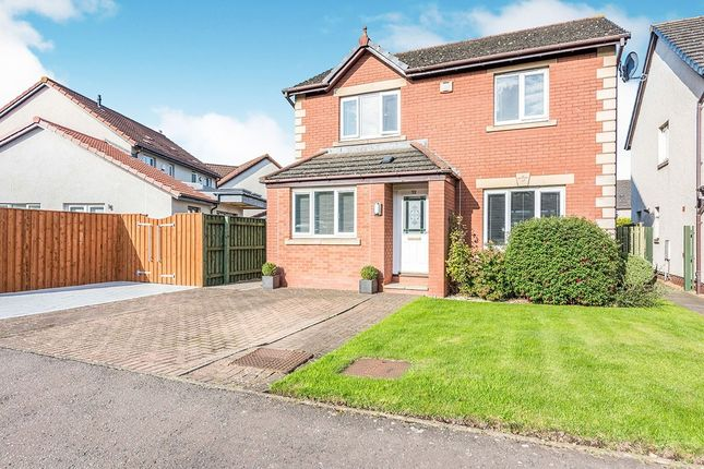 Thumbnail Detached house for sale in Bowhouse Drive, Kirkcaldy, Fife