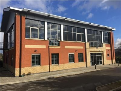 Office to let in 1 Sterling Way, Capitol Park East, Topcliffe Lane, Tingley, Leeds, West Yorkshire