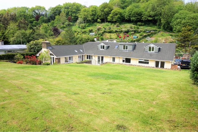 Thumbnail Detached bungalow for sale in Sterridge Valley, Ilfracombe