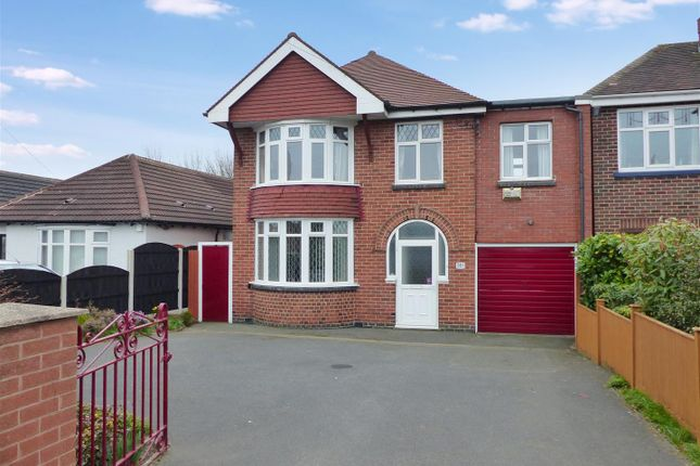 4 bed detached house for sale in Burton Road, Midway, Swadlincote