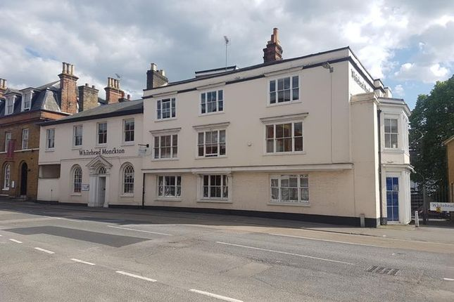 Thumbnail Office for sale in - 72, King Street, Maidstone, Kent