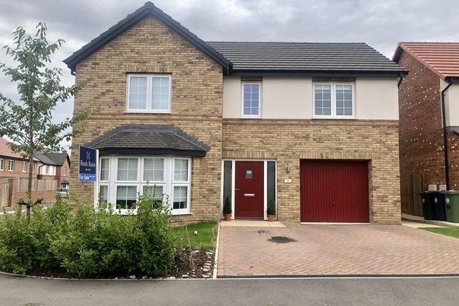 Thumbnail Detached house for sale in Spring Wood Road, Guisborough