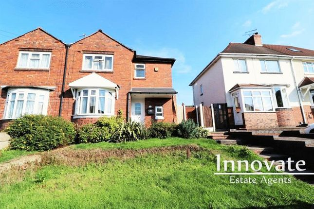 Thumbnail Semi-detached house for sale in Pryor Road, Oldbury