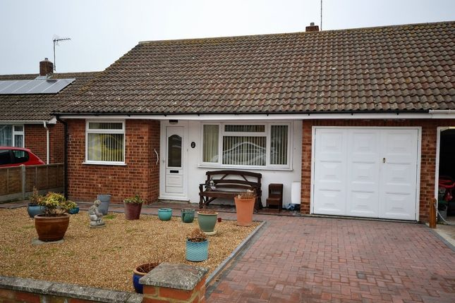 Thumbnail Semi-detached bungalow for sale in Sycamore Close, Lydd, Romney Marsh