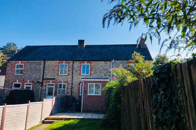 Thumbnail Cottage to rent in Albert Terrace, North Street, Axminster