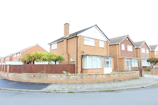 Thumbnail Detached house to rent in Kidbrooke Ave, Blackpool, Lancashire
