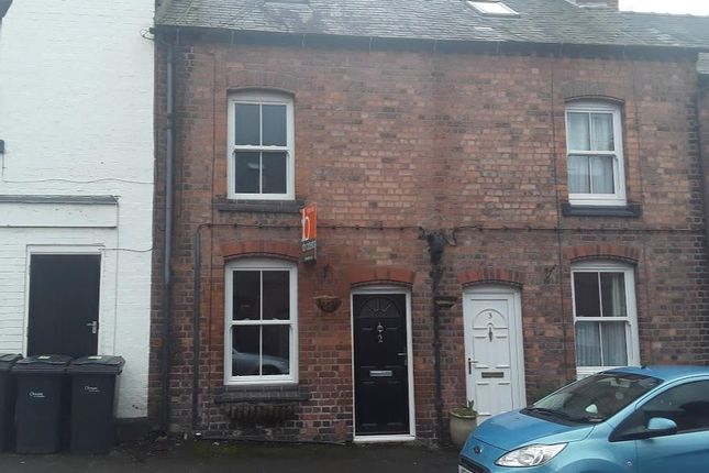 Thumbnail Terraced house for sale in Elm Street, Greenfields, Shrewsbury